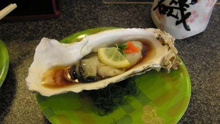 牡蠣(315円)