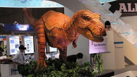 ティラノサウルス?