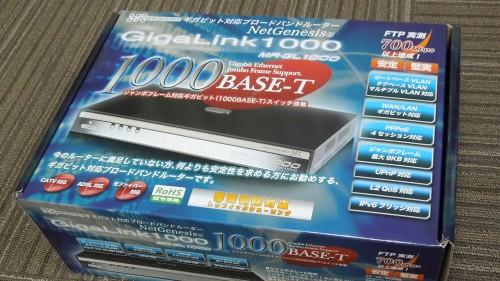 NetGenesis GigaLink1000