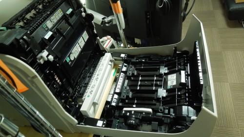 両面印刷ユニット