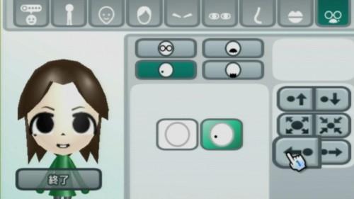 Wiiの似顔絵チャンネルで生まれたオリジナルキャラ