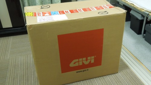 GIVI外装箱