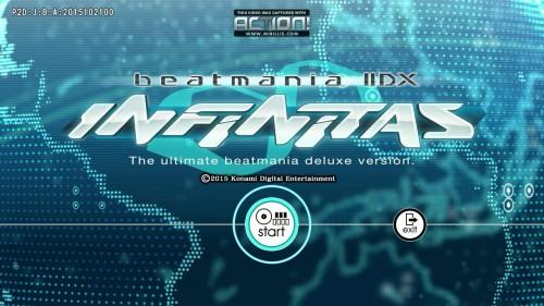 beatmaniaIIDX INFINITAS