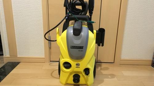 高圧洗浄機本体