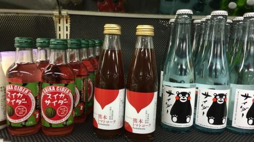 熊本地元の商品