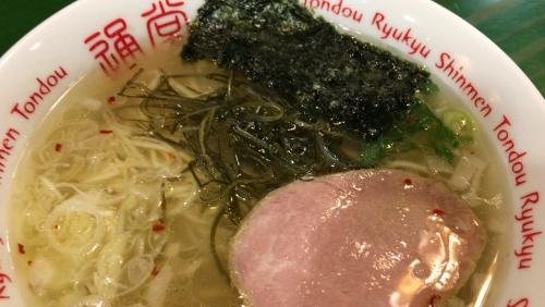 琉球新麺 通