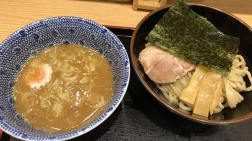 つけ麺(630円)